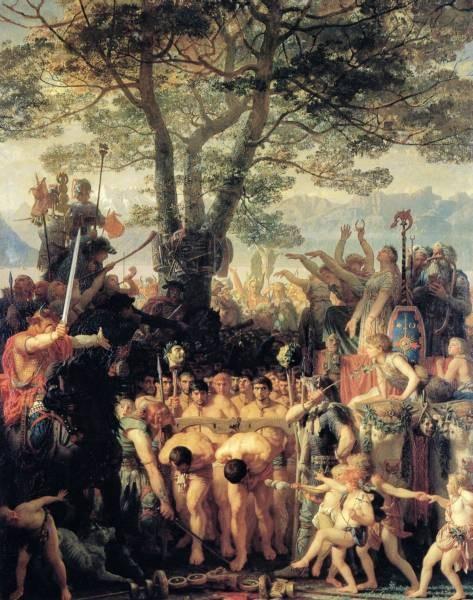 Romans Under the Yoke